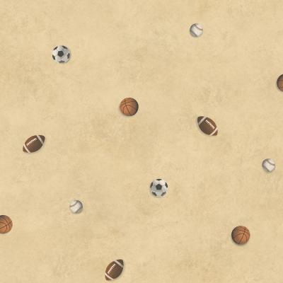 MVP Sand Sports Balls Toss Wallpaper