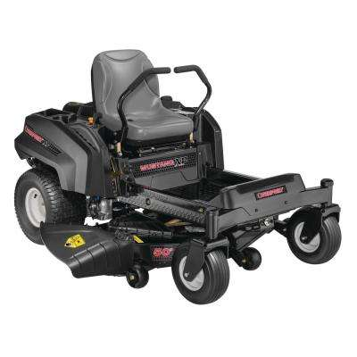 Mustang XP 50 in. Fabricated Deck 24 HP V-Twin Briggs and Stratton Pro Series Engine Gas Zero Turn Riding Mower