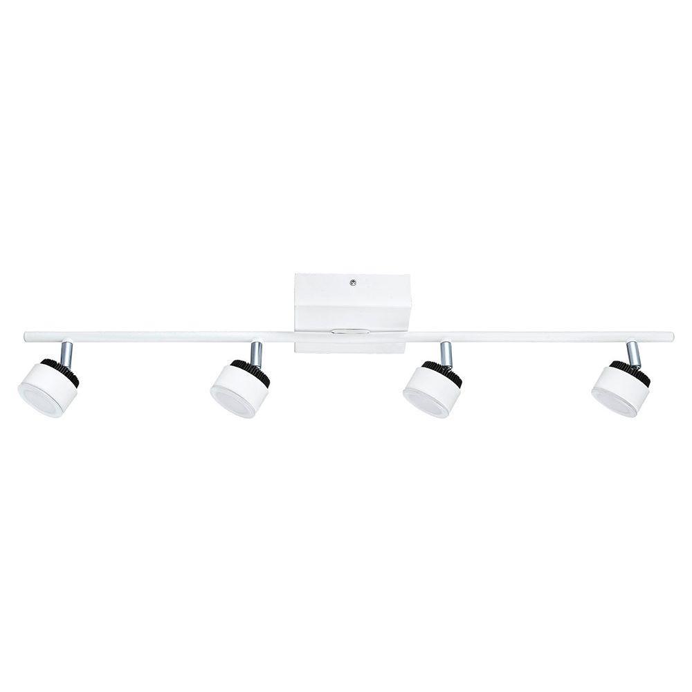 Armento 4-Light White LED Track Light