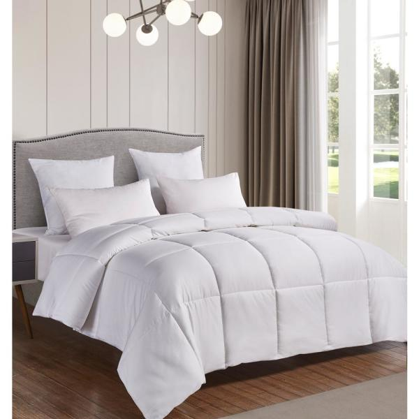 Blue Ridge Down Alternative 700tc Cotton Sateen King Comforter