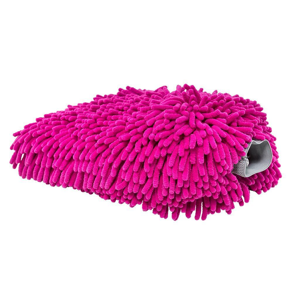 Big MoFo Chenille Microfiber Premium Scratch-Free Wash Mitt