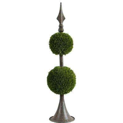 26.5 in. Decorative Topiary
