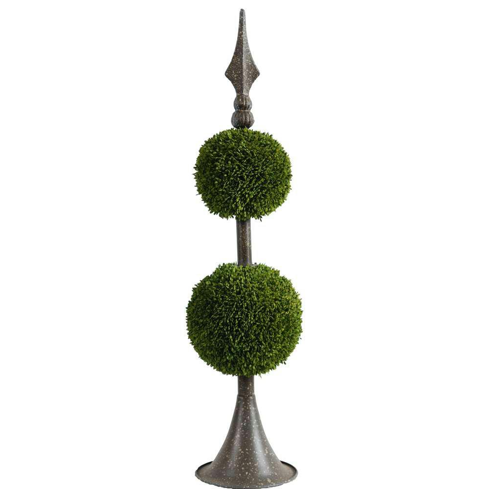 26.5 in. Decorative Topiary