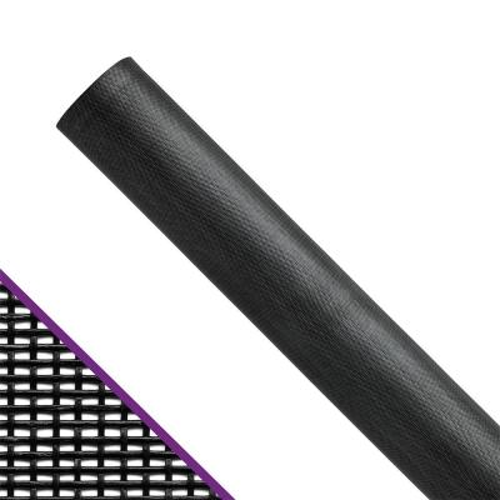 36 in. x 100 ft. Charcoal Pet-Resistant Window and Door Screen Roll