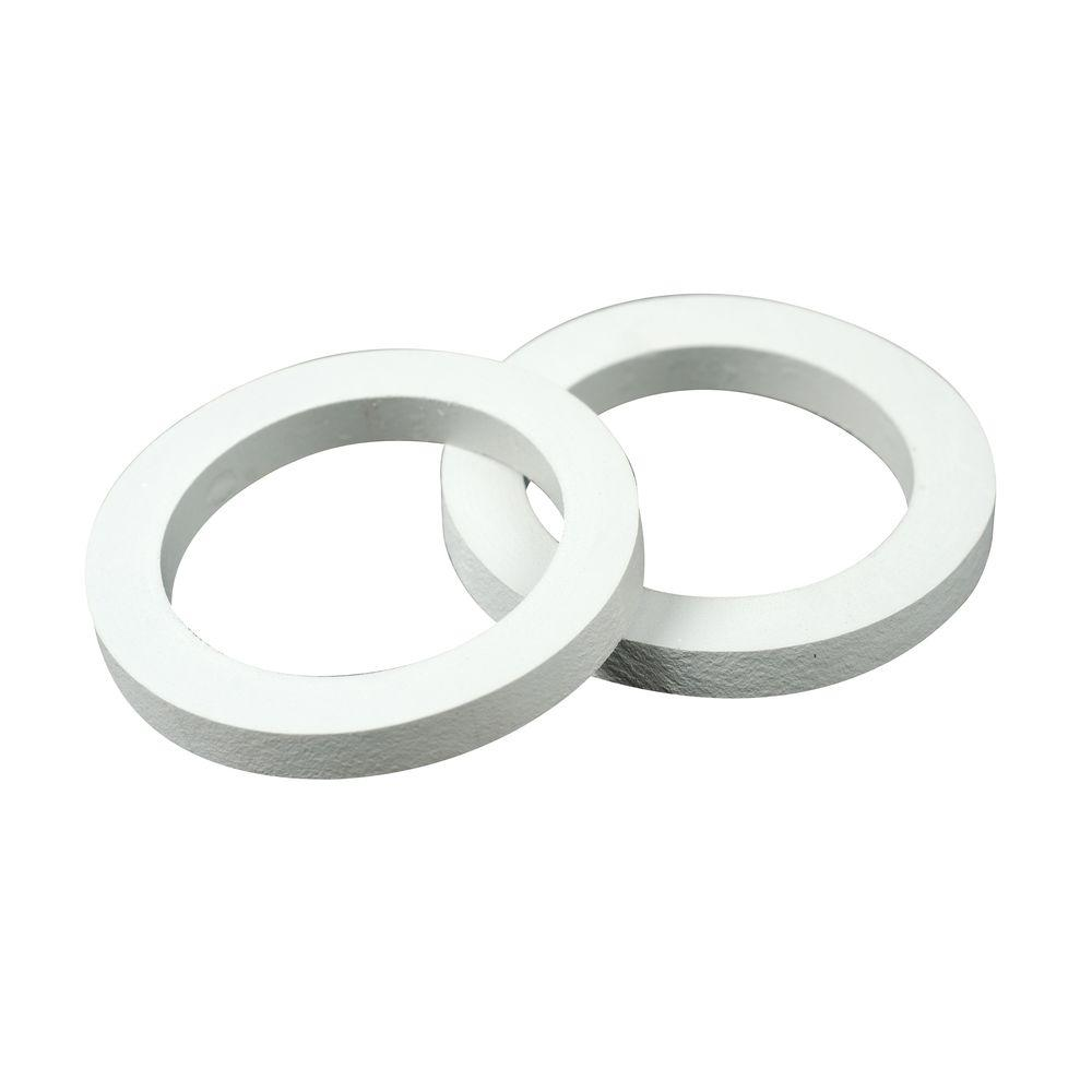 Everbilt 1-1/2 in. x 1-1/4 in. Gray Rubber Reducing Washer-C7210 ...