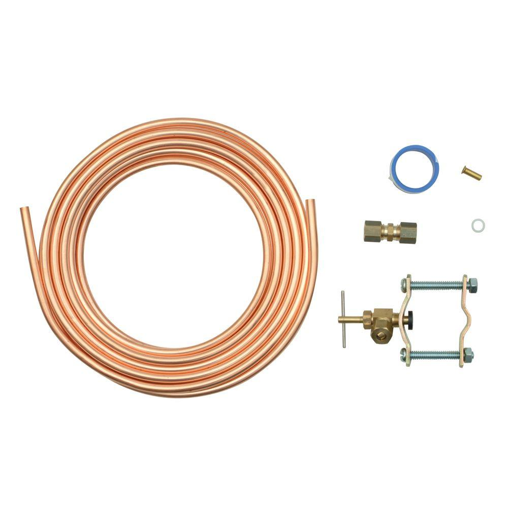 Whirlpool Copper Refrigerator Water Supply Kit 8003rp The