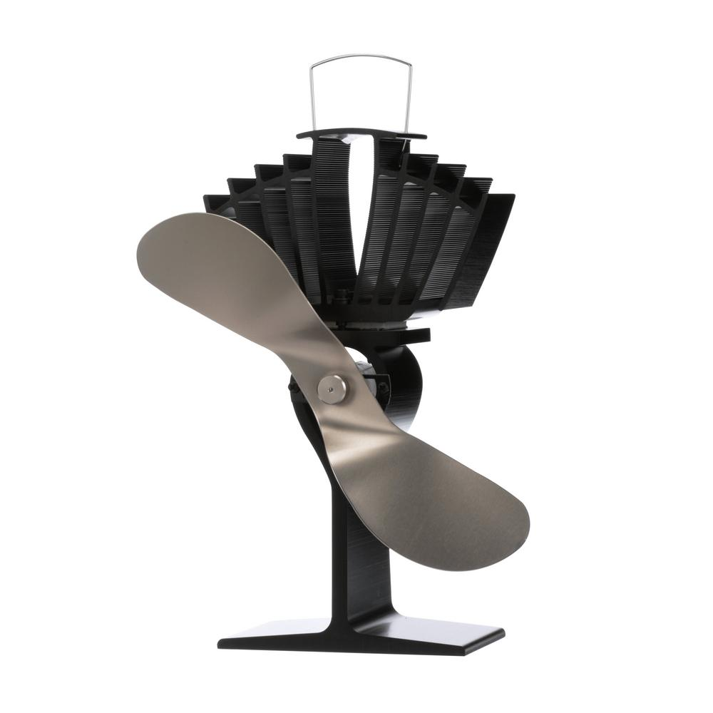 AirMax Large Wood Stove Fan-812AMKBX - The Home Depot