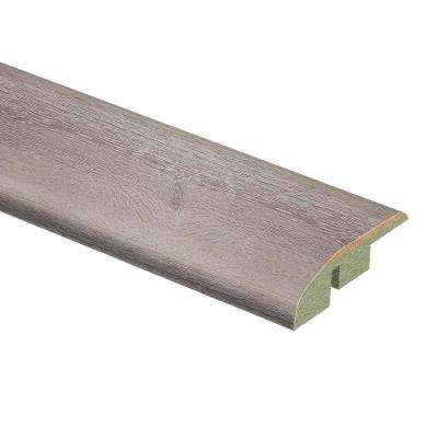 Randell Oak 1/2 in. Thick x 1-3/4 in. Wide x 72 in. Length Laminate Multi-Purpose Reducer Molding