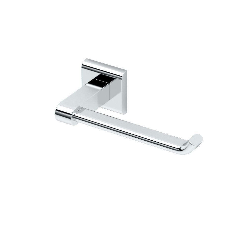 Ordinaire Gatco Tru Euro Single Post Toilet Paper Holder In Chrome
