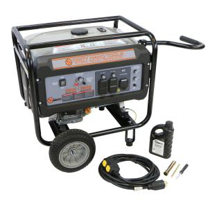 Dirty Hand Tools Storm Ready 5,500-Watt Gas Powered Portable Generator by Dirty Hand Tools