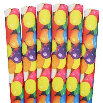 Gumballs Pool Noodles (6-Pack)