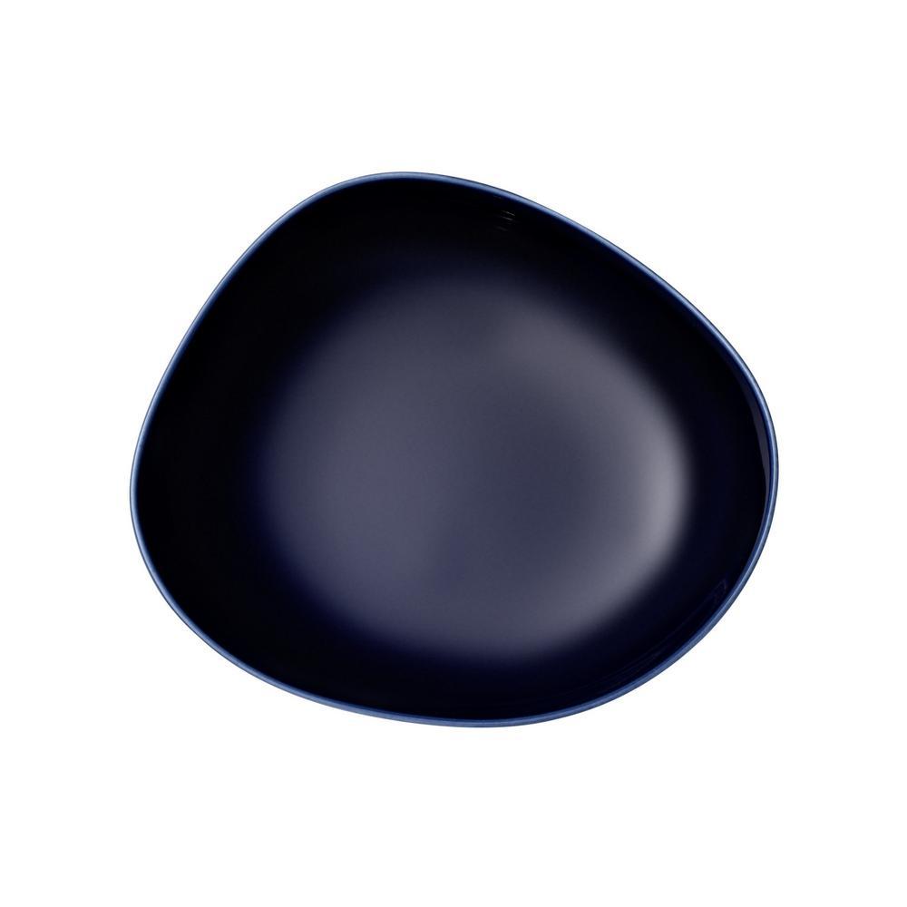 Organic Deep Blue 25-1/4 oz. Pasta Bowl