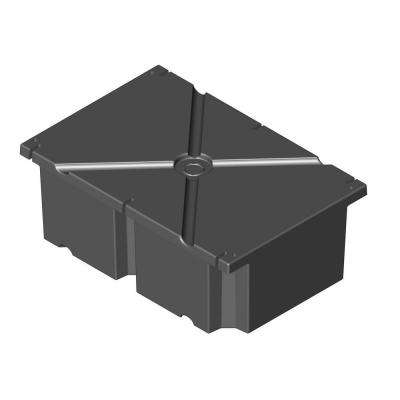 24 in. x 36 in. x 20 in. Dock System Float Drum