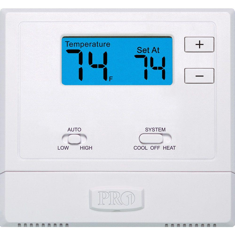 PTAC Wireless Digital Wall Programmable Thermostat