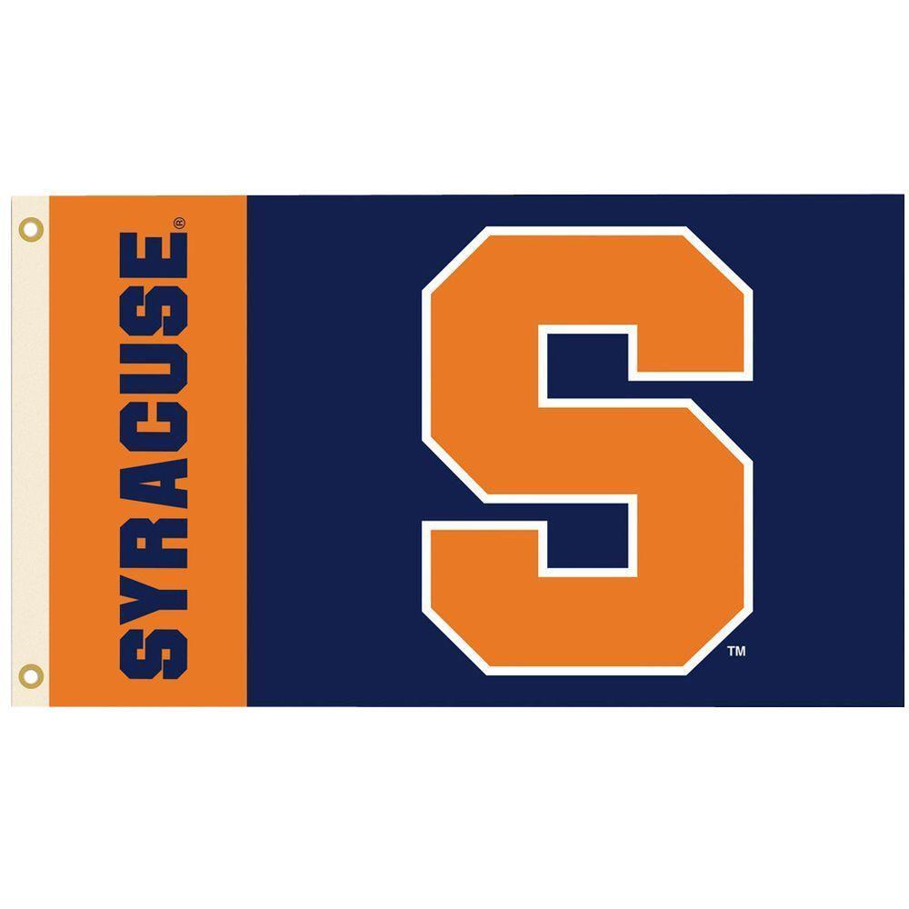 NCAA 3 ft. x 5 ft. Syracuse Flag