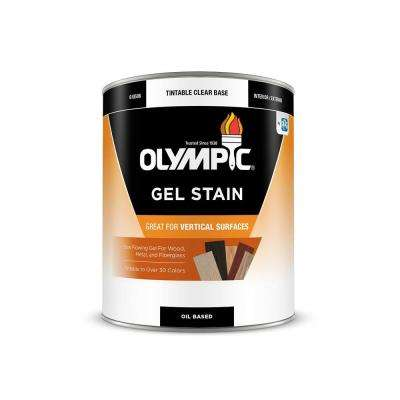 1-qt. Early American Semi-Transparent Oil-Based Interior/Exterior Gel  Stain