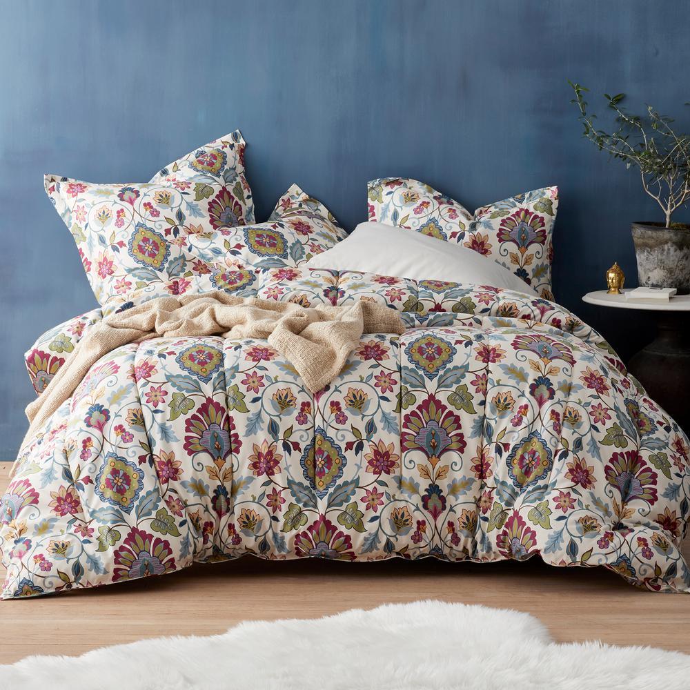 Lisette Wrinkle-Free Sateen Comforter