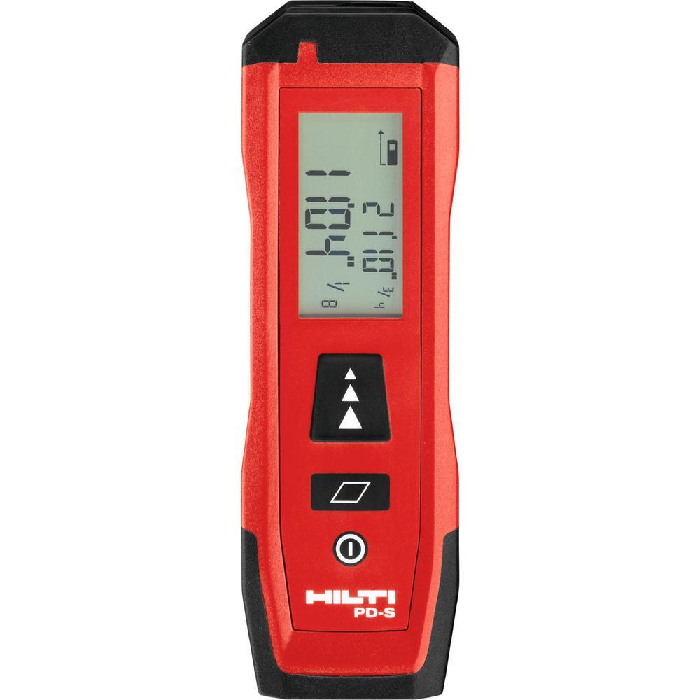 PD-S 200 ft. Compact Laser Range Meter