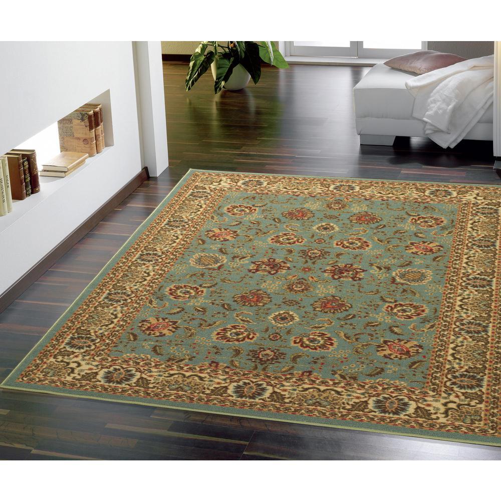 Ottomanson Otto Home Persian Style Oriental Modern Design