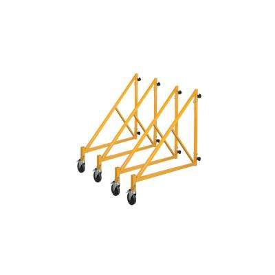 Steel Outrigger Set for 3-Tier Baker Scaffolding