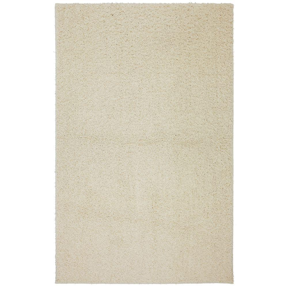 Modern Shag Starch Tufted 8 ft. x 10 ft. Area Rug