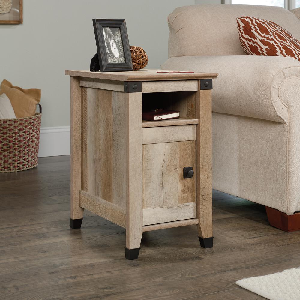 Lintel Oak End/Side Table