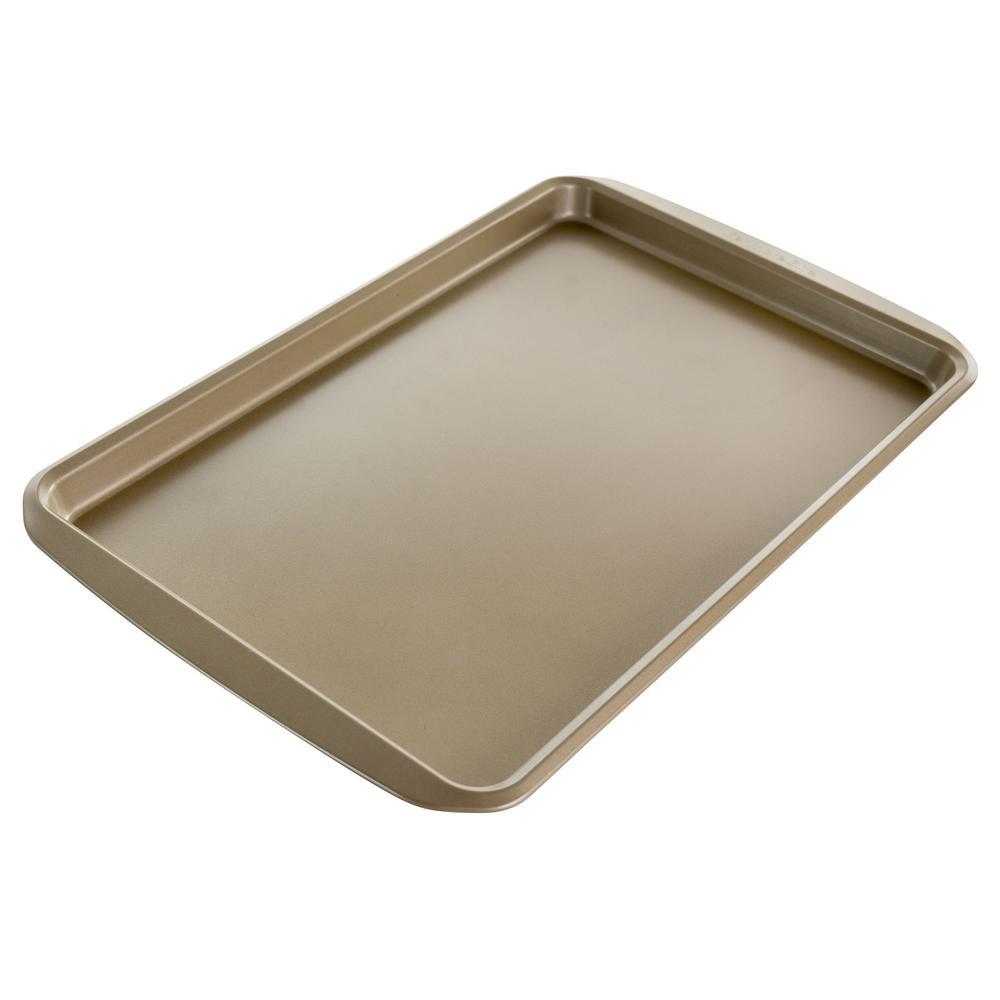 17 in. Nonstick Carbon Steel Rectangular Cookie Sheet