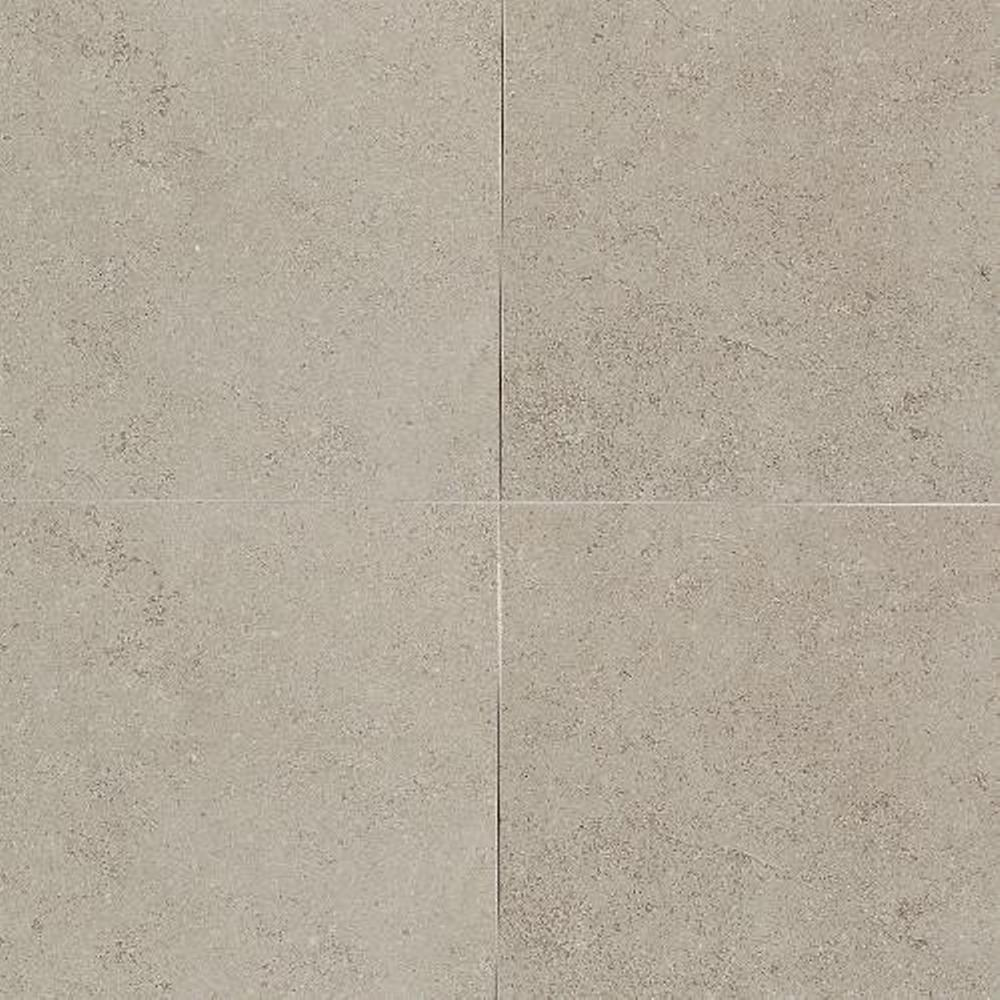 Daltile City View Skyline Gray 18 In X Porcelain Floor And Wall