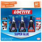3-Pack Loctite 0.14 oz. Ultra Super Glue
