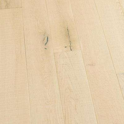 Take Home Sample - French Oak Miramar Solid Hardwood Flooring - 5 in. x 7 in.