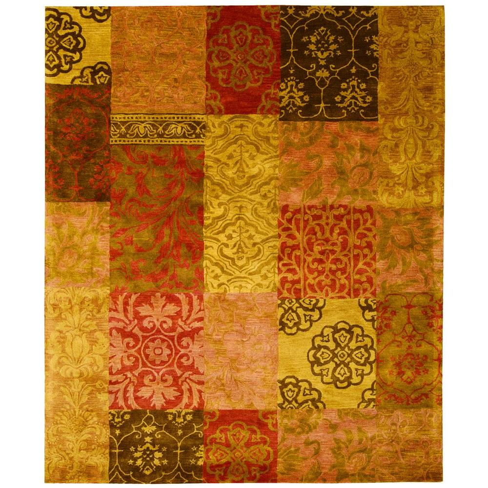 Nourison Jaipur Multicolor 8 ft. 3 in. x 11 ft. 6 in. Area Rug