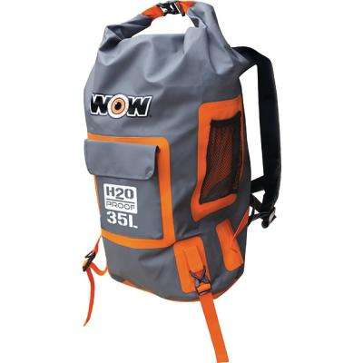 H2O Proof 35 I Dry Backpack, Orange