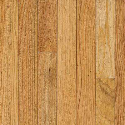 American Originals Natural Oak 5/16 in. Thick x 2-1/4 in. W x Random Length Solid Hardwood Flooring (40 sq. ft. / case)