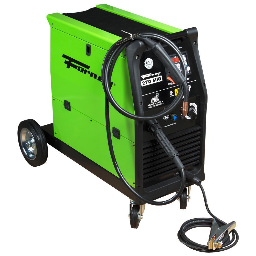 Forney 270 Amp 230 Volt. MIG Welder