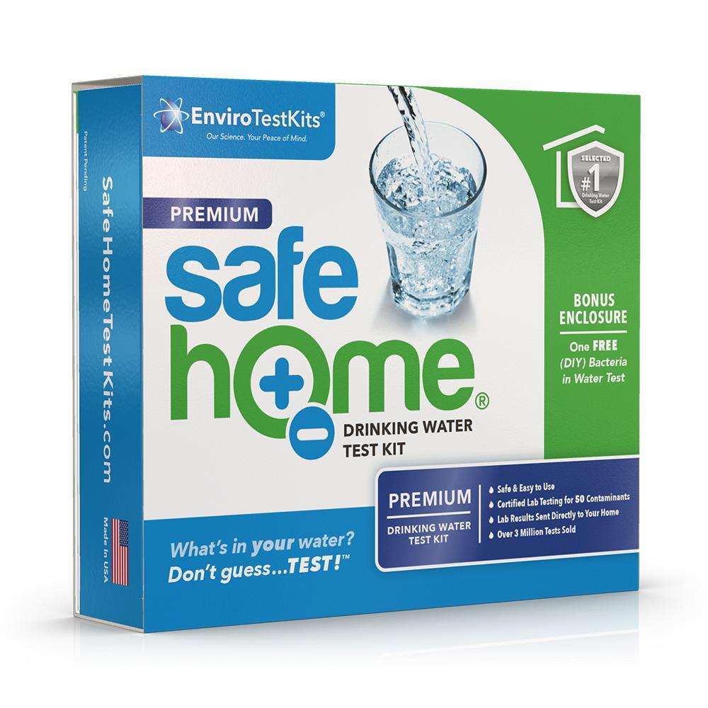 Premium Water Test Kit