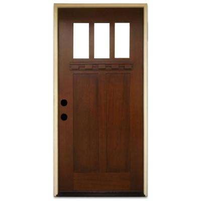 Single Door - Doors With Glass - Wood Doors - The Home Depot
