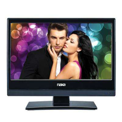 13.3 in. LED TV and DVD/Media Player Plus Car Package