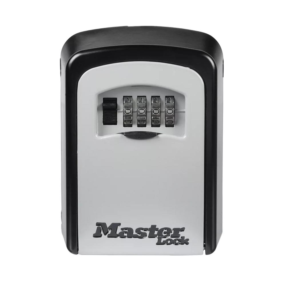 8711e618fd72 Master Lock 5401D 7.3 cu in. Set Your Own Combination Wall Mount Lock Box