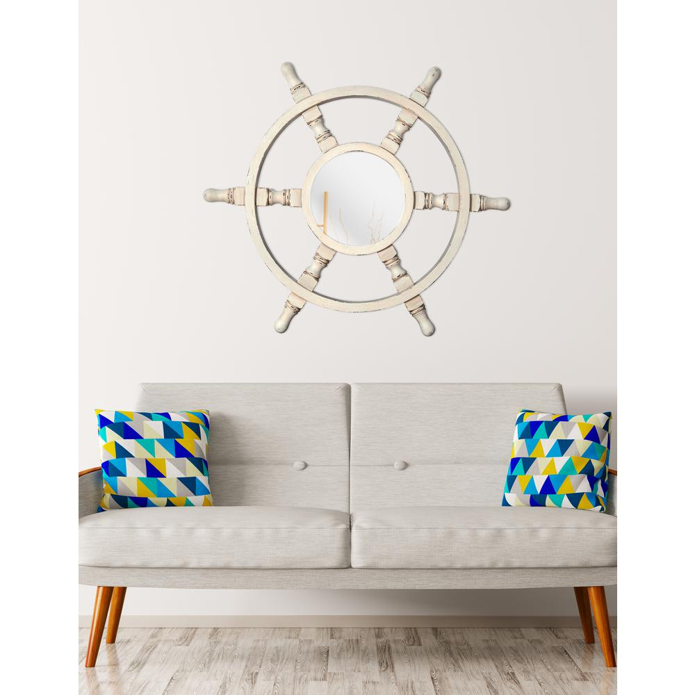 White - Mirrors - Wall Decor - The Home Depot