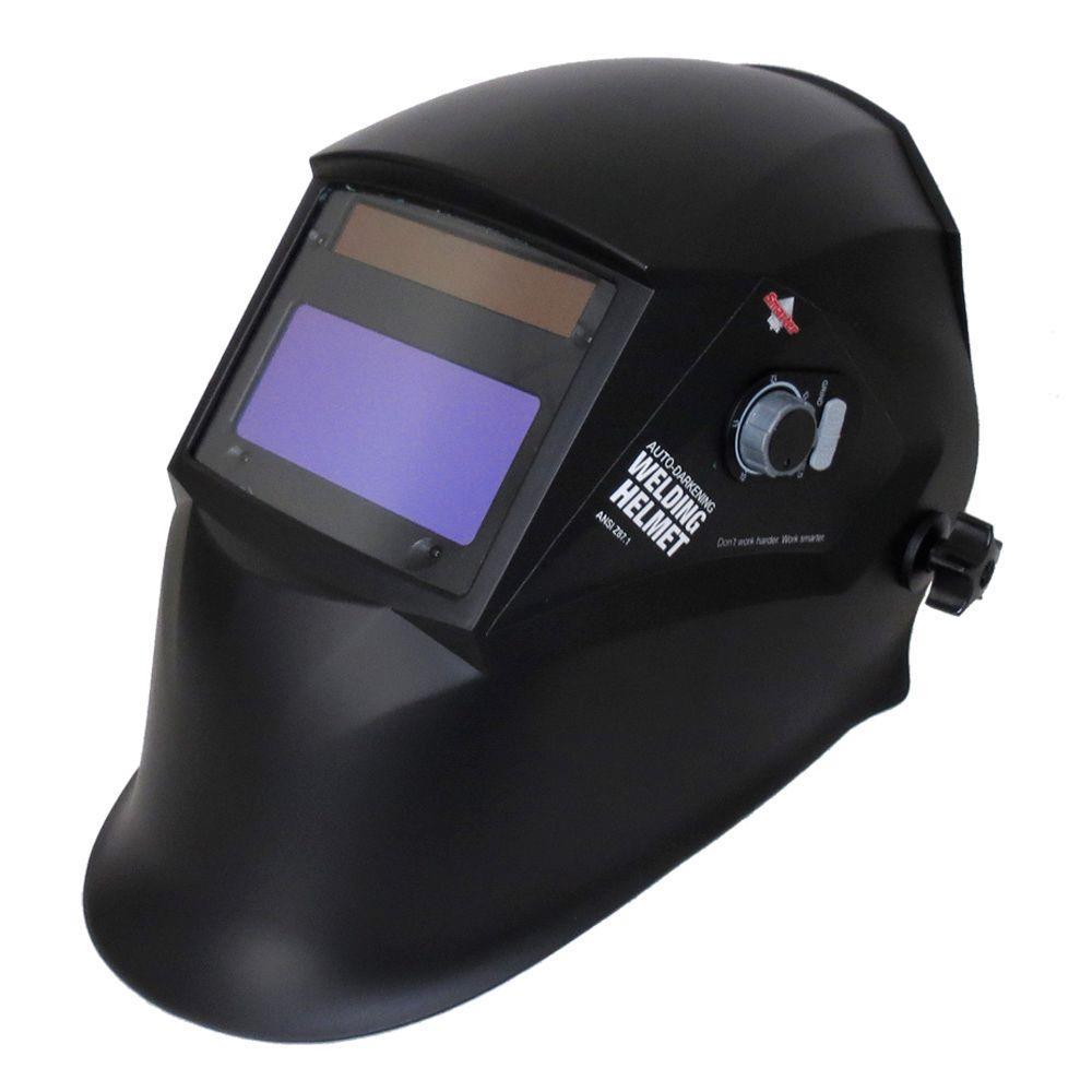 Auto-Darkening Variable Shade Welding Helmet