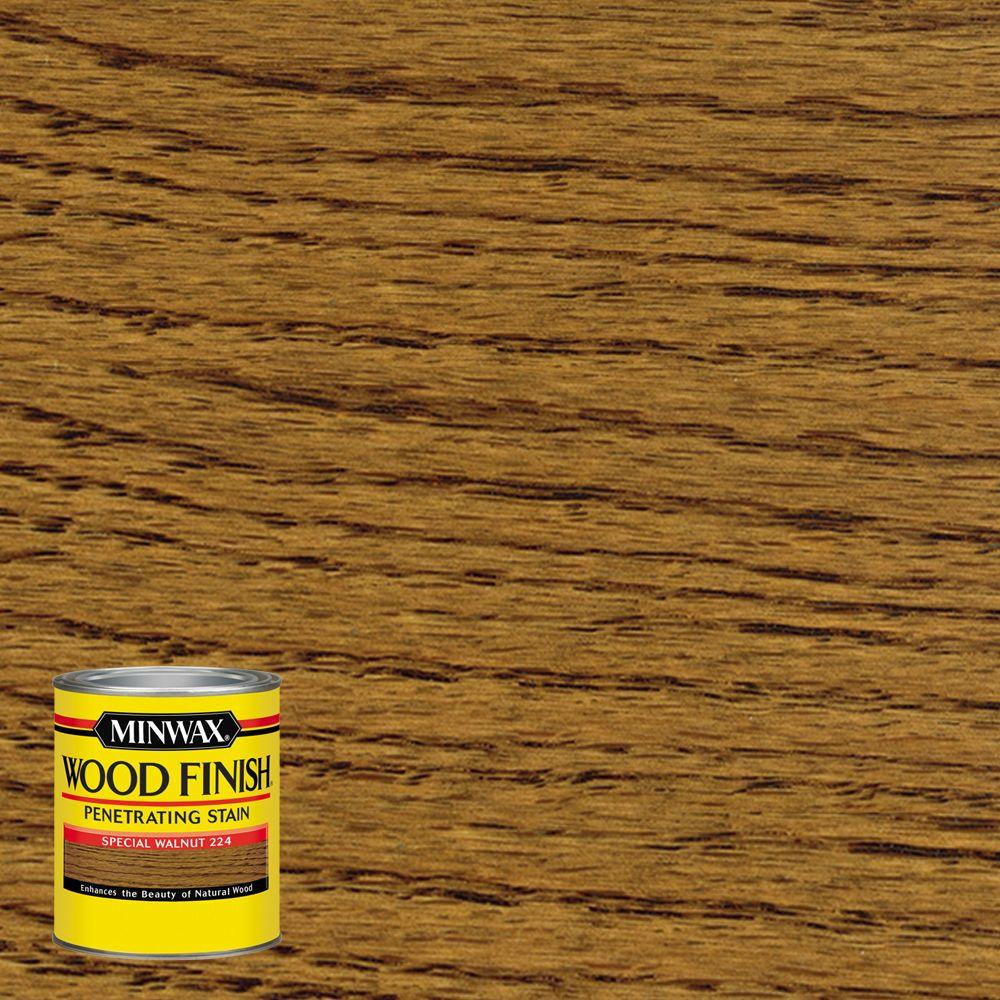 Minwax 8 oz. Wood Finish Special Walnut Oil-Based Interior Stain