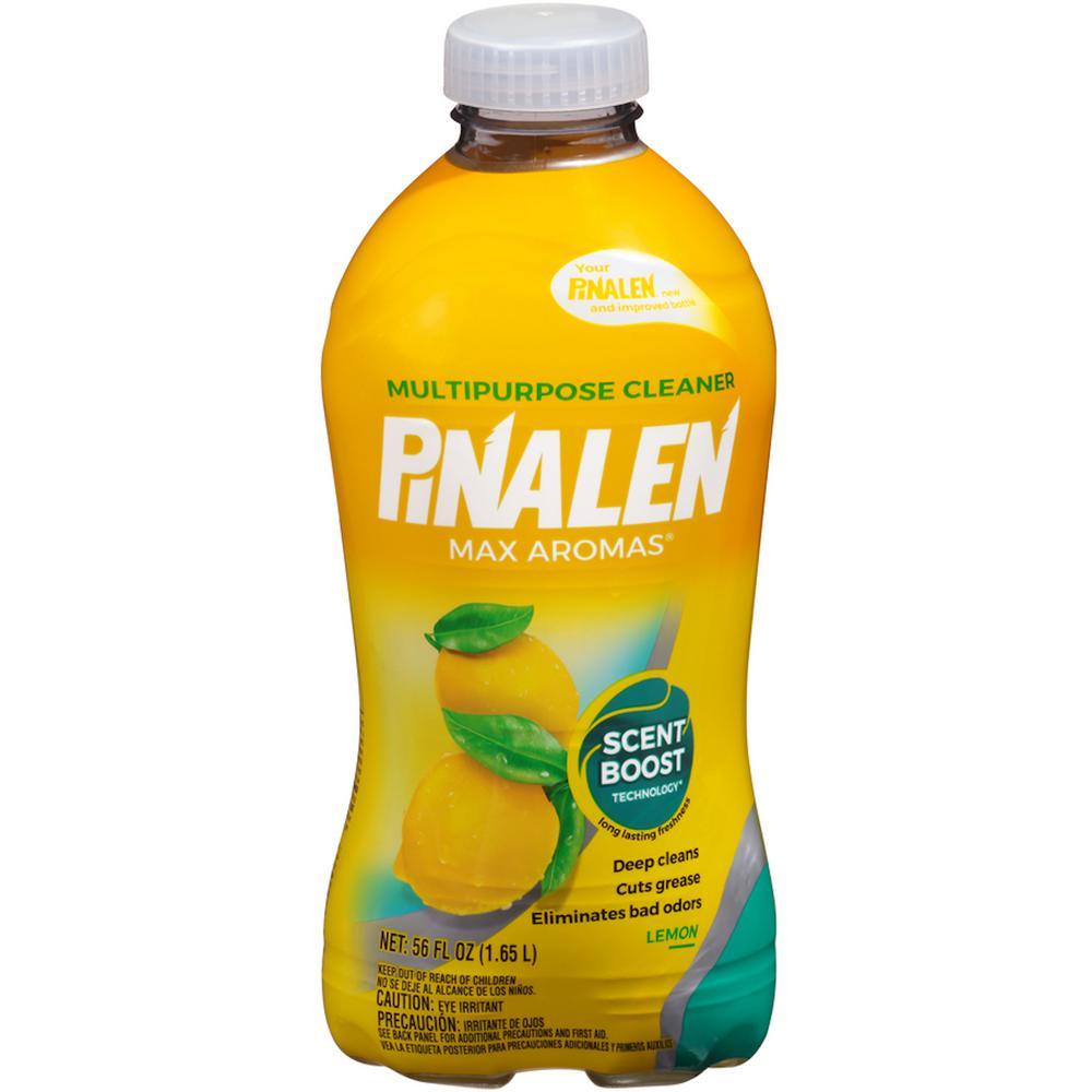 Pinalen Max Aromas 56 fl. oz. Lemon Multi-Cleaner