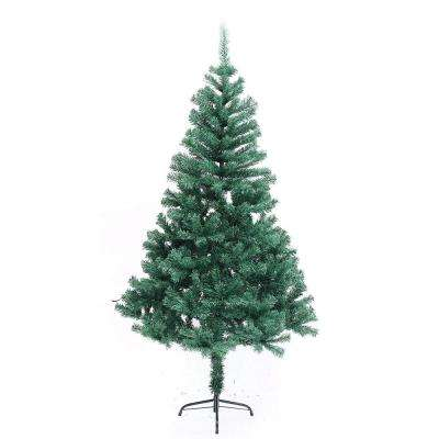6 ft. Unlit Artificial Christmas Tree