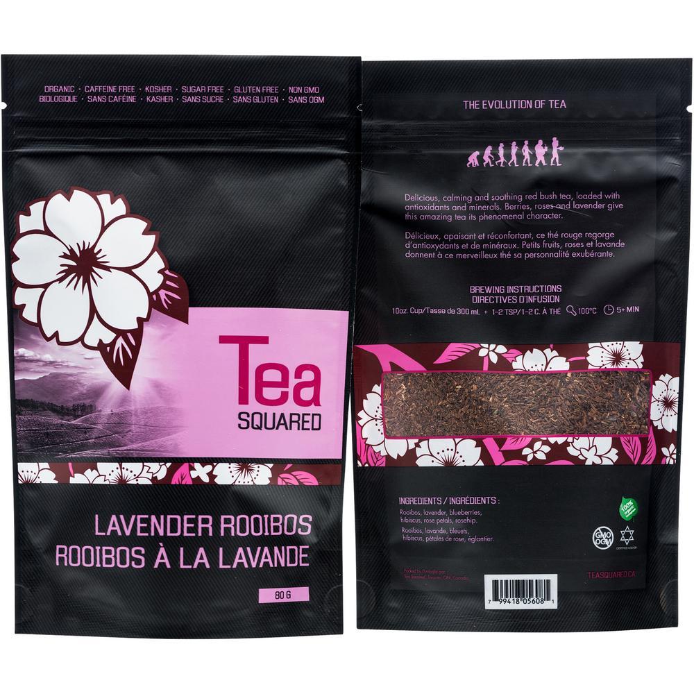 Lavender Tea Rooibos (6 Bags)