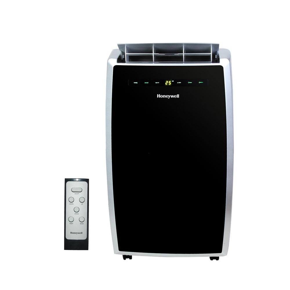 10,000 BTU, 115-Volt Portable Air Conditioner with Dehumidifier and Remote