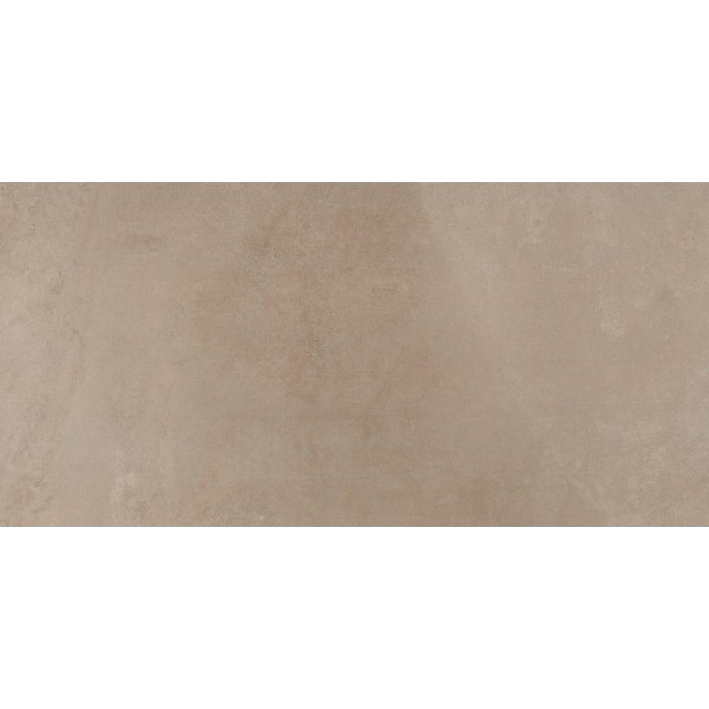 Cotto Avorio 12 in. x 24 in. Glazed Porcelain Floor and