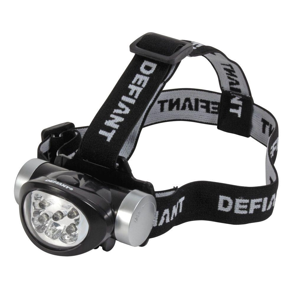 Defiant 5 LED Headlight (3-Pack)