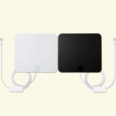 Paper Thin Indoor TV Antenna Combo Pack with Two Smartpass Amplified Omni Directional HDTV 55 mile range Antennas