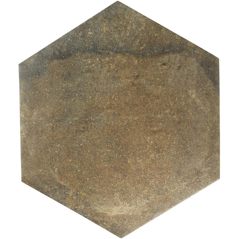 Shower - Hexagon - 2 - Light Traffic - Porcelain Tile - Tile - The ...