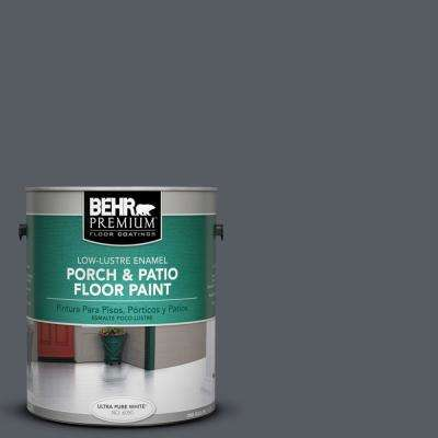 1 gal. #PPU18-2 Pencil Point Low-Lustre Porch and Patio Floor Paint